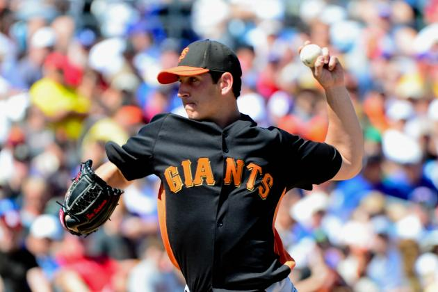 Giants' Surkamp Makes Single-A Start, Returns from Tommy John
