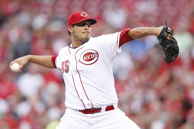 Reds Send RH Villarreal Back to Minors