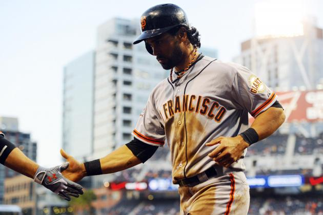 Giants Notes: Pagan 'Not a Definite' for Arizona Series