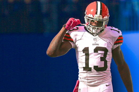 Josh Gordon Suspended 2 Games for NFL Substance Abuse Violation