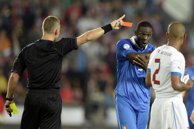 Why Italy Manager Cesare Prandelli Needs to Get Mario Balotelli Under Control
