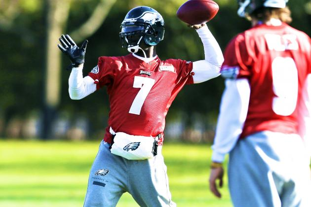 Does Michael Vick Really Deserve to Be Eagles QB in 2013?