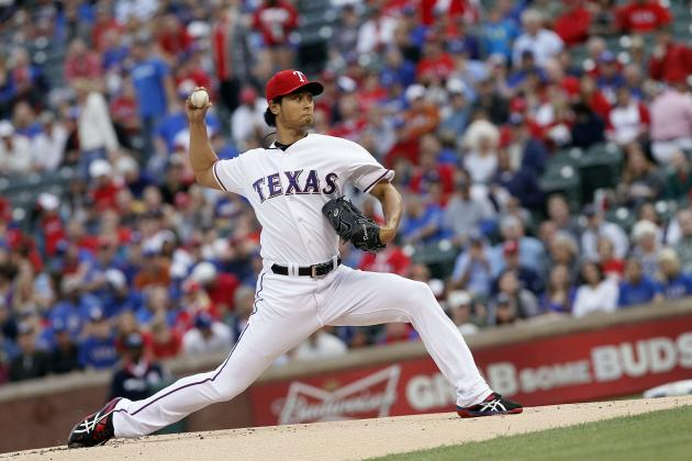 Series Preview:  Things to Watch in the Rangers' Weekend Series Against the Jays