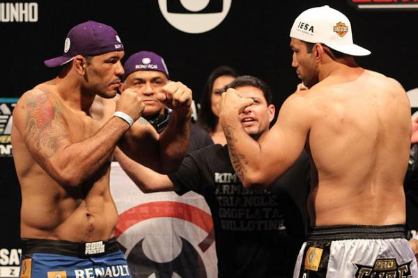 UFC on Fuel 10 Start Time: When and Where to Watch Nogueira vs. Werdum