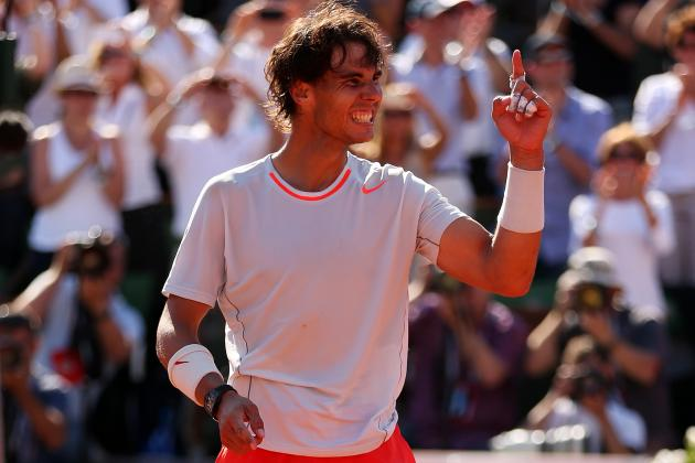 French Open 2013 Tennis: Biggest Keys to Rafael Nadal vs. David Ferrer Final