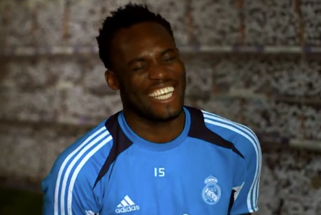 Madrid Players Hilariously Try and Speak English for Charity