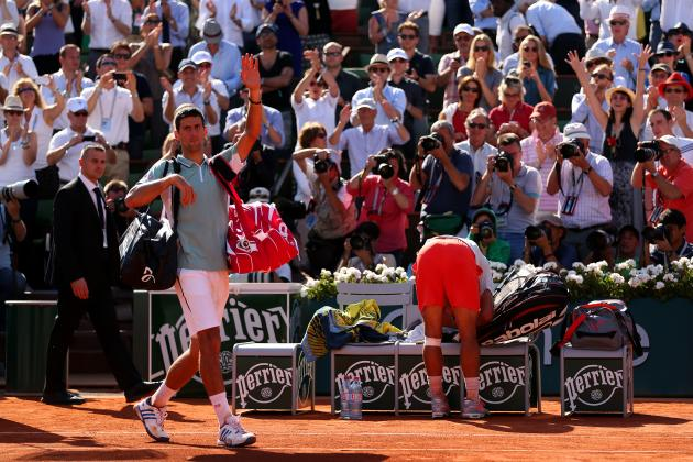 Novak Djokovic's French Open Loss to Rafael Nadal Will Not Stop Star's Momentum