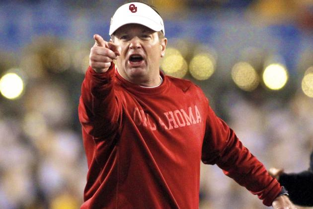 Oklahoma's Bob Stoops Is Right to Support OK State's Mike Gundy over QB Transfer