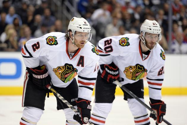 Kings vs. Blackhawks: How Chicago 'D' Has Silenced LA Playmakers