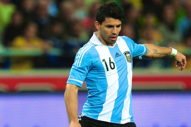 Argentina vs. Colombia: World Cup Qualifying Live Score, Highlights, Recap
