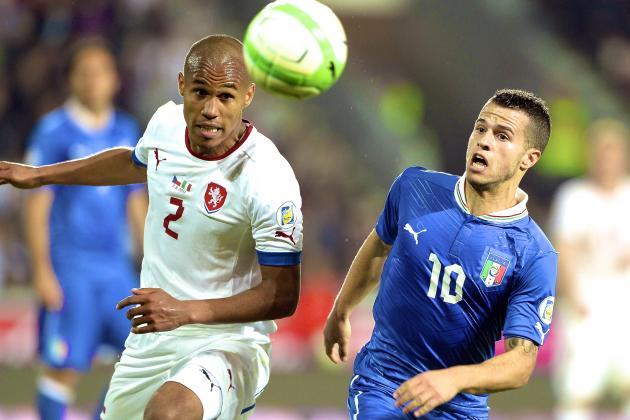 Czech Republic vs. Italy: Score, Grades and Post-Match Reaction