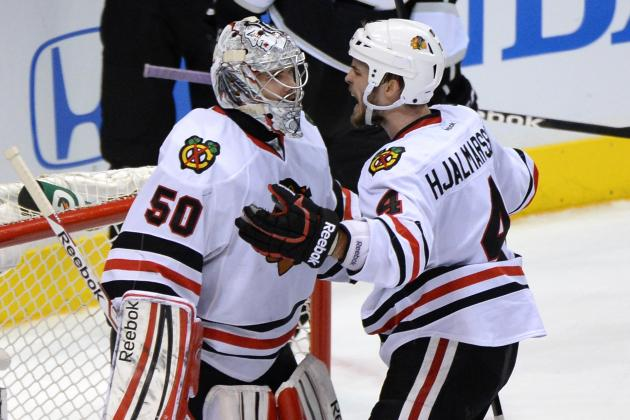 Chicago Blackhawks vs. LA Kings: Game 5 Preview, TV Info and Predictions