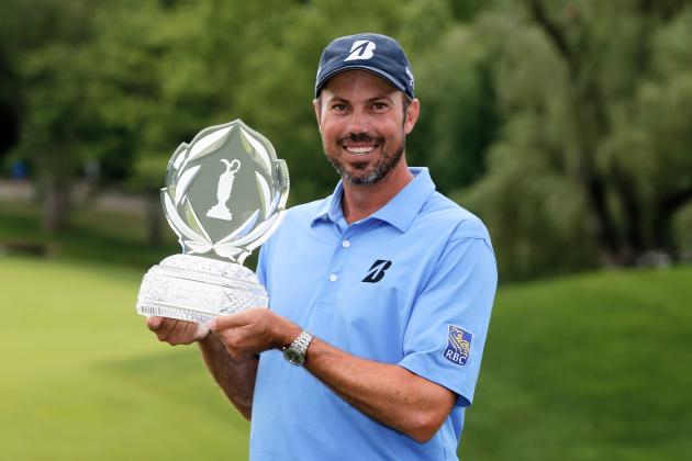 US Open Golf 2013: Long Shots with Best Chance to Shock Field