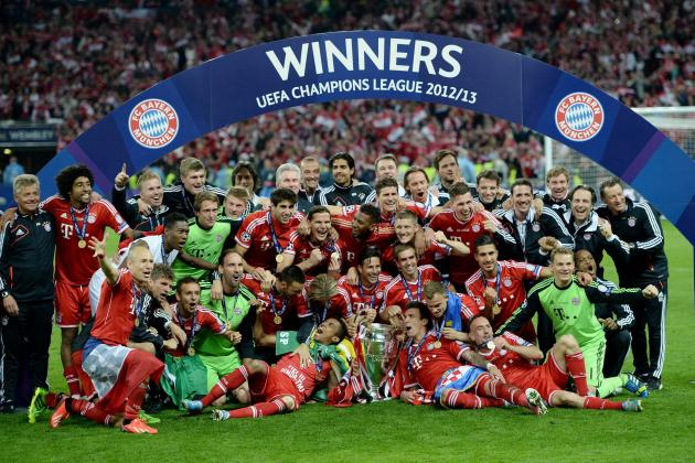 What Bayern's Dominance Means for European Football Tactics (and the World Cup)