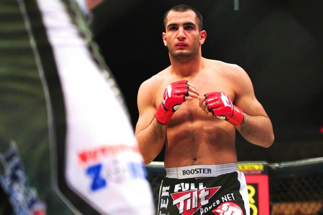 Gegard Mousasi Requests Fight With Vitor Belfort