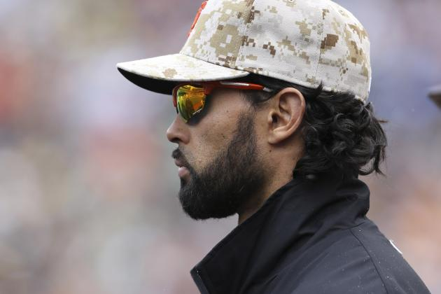 Giants Place Angel Pagan on D.L., Call Up Juan Perez | Giants Extra