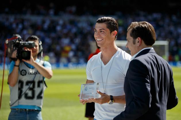 Grading Cristiano Ronaldo's Performance For Portugal vs. Russia