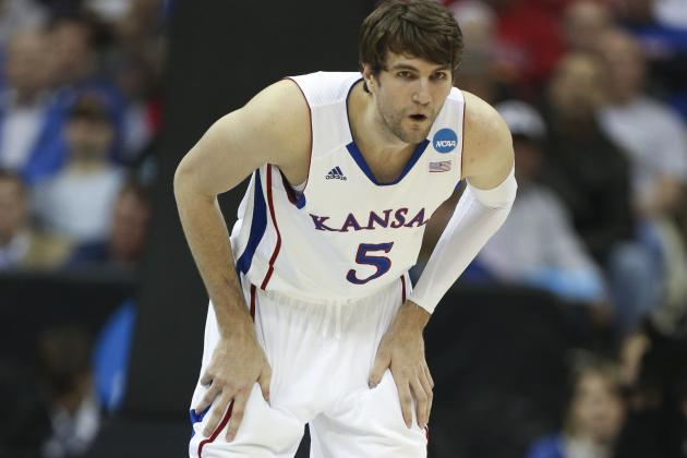 2013 NBA Draft Breakdown and Scouting Report for Jeff Withey