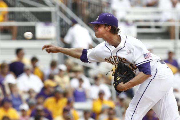 NCAA Baseball Super Regionals: Day 1 Results, Highlights and Analysis