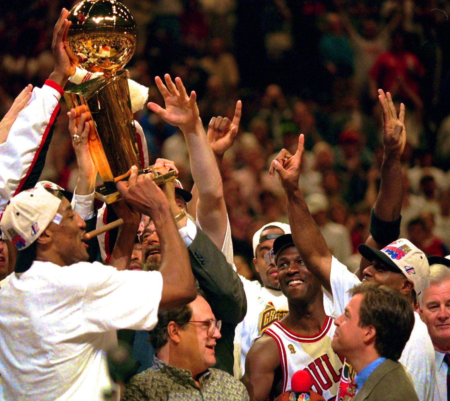 Ranking The Greatest Championship Teams In NBA Finals