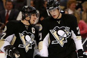 Crosby and Malkin Held Scoreless as Pens Suffer Sweep