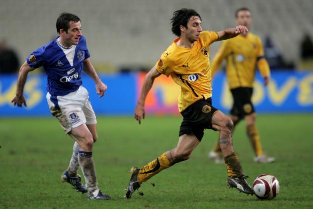 Scouting Report: Newell's Old Boys Forward Ignacio Scocco