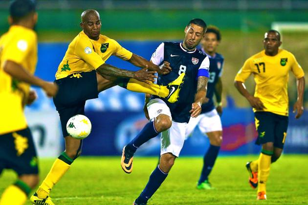 Jamaica vs. United States: World Cup Qualifying Live Score, Highlights, Recap