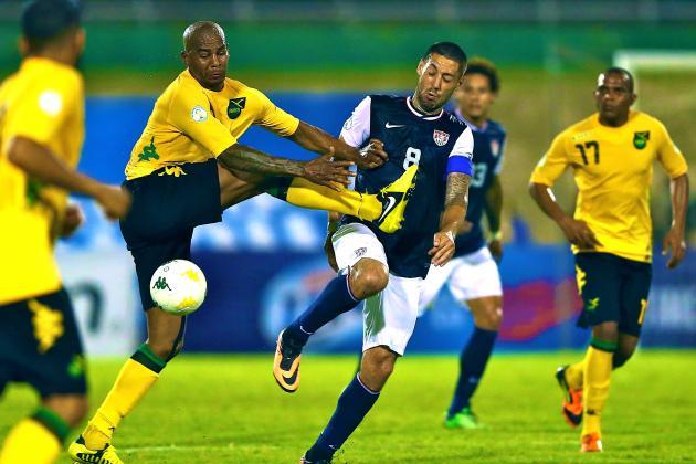 Jamaica vs. United States: World Cup Qualifying Live Score, Highlights, Recap
