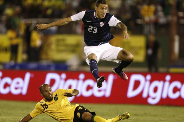 USA vs. Jamaica: Score, Grades and Post-Match Reaction