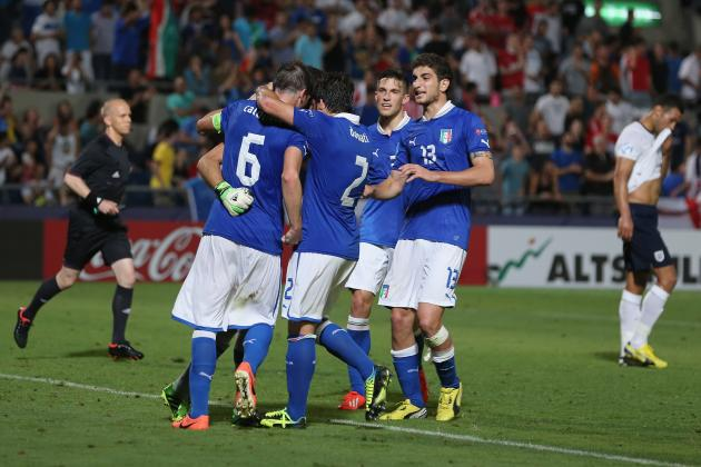 Italy vs. Israel: Date, Time, Live Stream and Preview for Euro U-21 Match