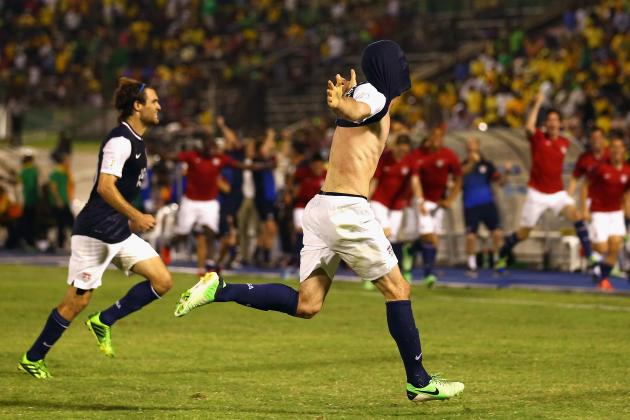 Brad Evans Scores Shocking Stoppage-Time Winner for U.S. vs Jamaica (Video & GIF)