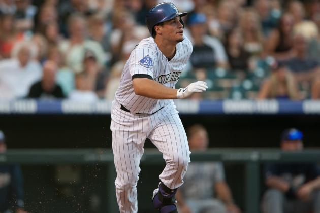 Rockies Top Padres with Nolan Arenado's Walkoff Homer