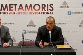 Metamoris Founder Ralek Gracie: 'Submission Is the Ultimate Glory'