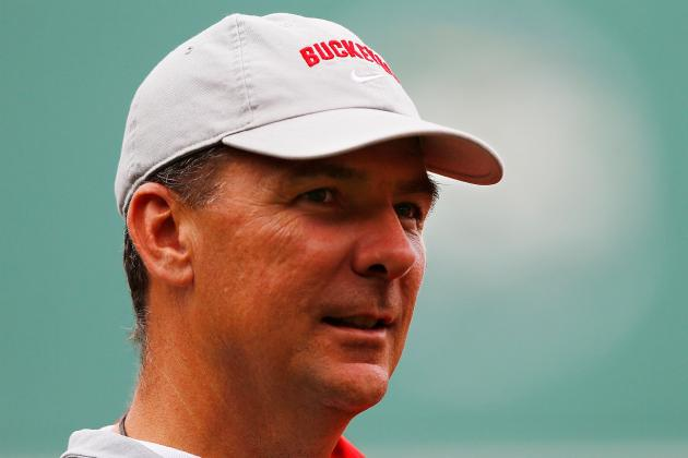 Ohio State's Quarterback Derby Starting to Take Shape