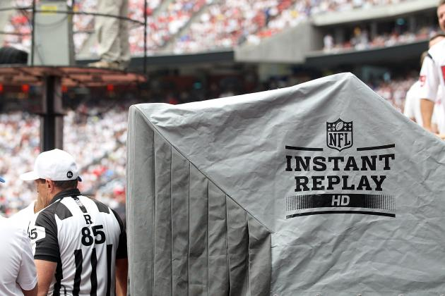 The History of Instant Replay in the NFL