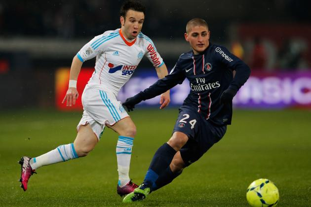 Scouting Rumored Real Madrid Transfer Target Marco Verratti