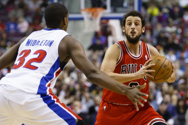 Most Intriguing Free Agents for Detroit Pistons to Sign with Mid-Level Exception