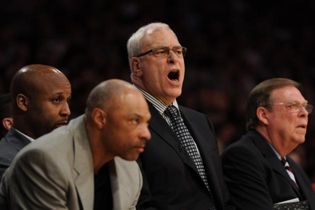 Should Phil Jackson Eventually End Up in the LA Lakers Front Office?