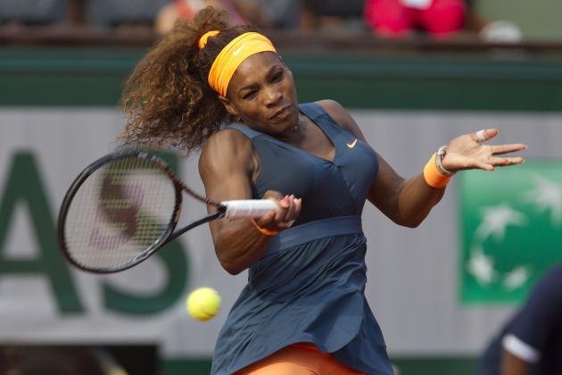Williams vs. Sharapova: Last-Minute Predictions for 2013 French Open Final