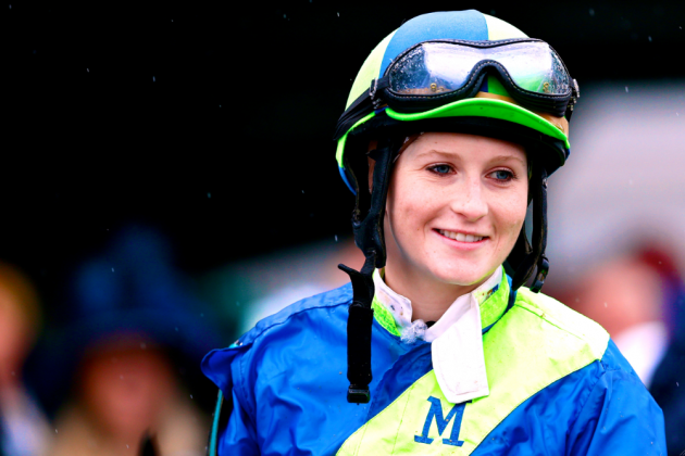 Meet Rosie Napravnik, Horse Racing's First Female Triple Crown Jockey