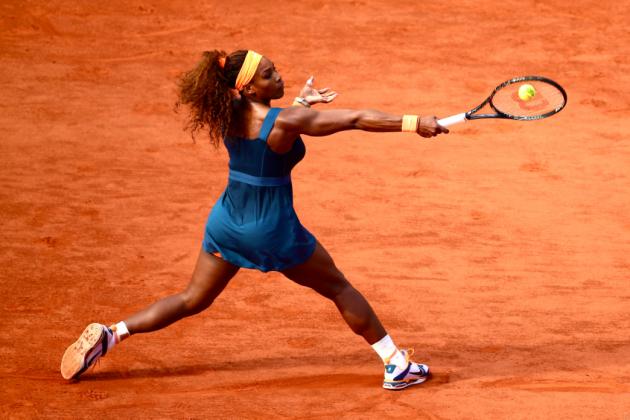 Serena Williams Beats Maria Sharapova to Win 2013 French Open Title