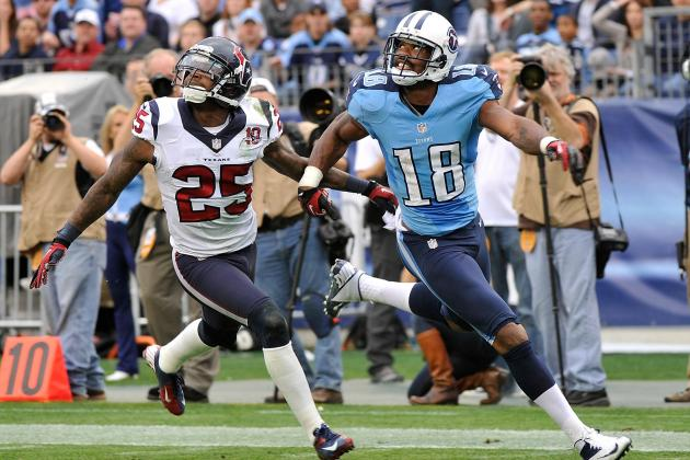 Tennessee Titans Offense Will Be One of the Most Explosive in the NFL