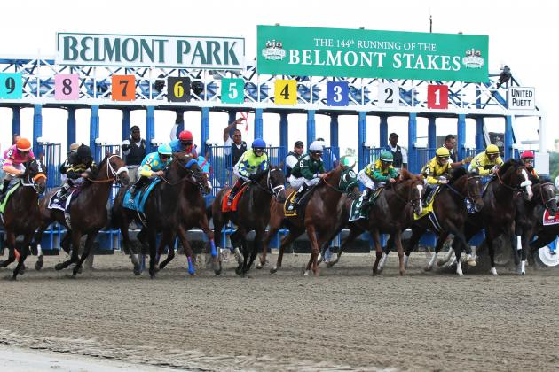 Belmont Stakes 2013 Post Positions: Last-Second Bets with Great Starting Spots