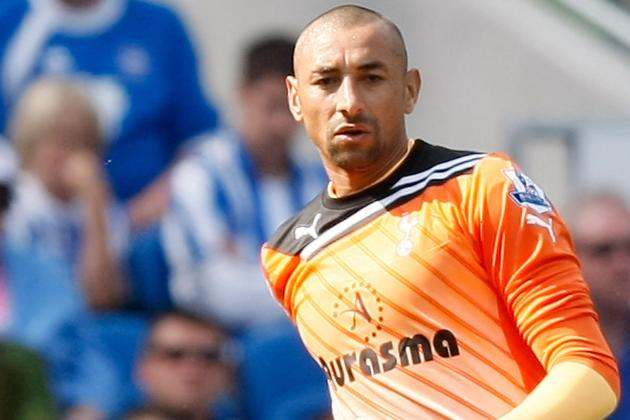 Heurelho Gomes Expects to Leave Tottenham in the Summer