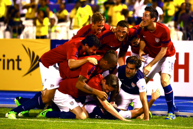 Jurgen Klinsmann's Bold Moves Pay off as US Edges Jamaica in Thriller