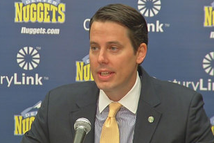 Nuggets President Josh Kroenke Doesn't Care About Awards, He Wants Banners