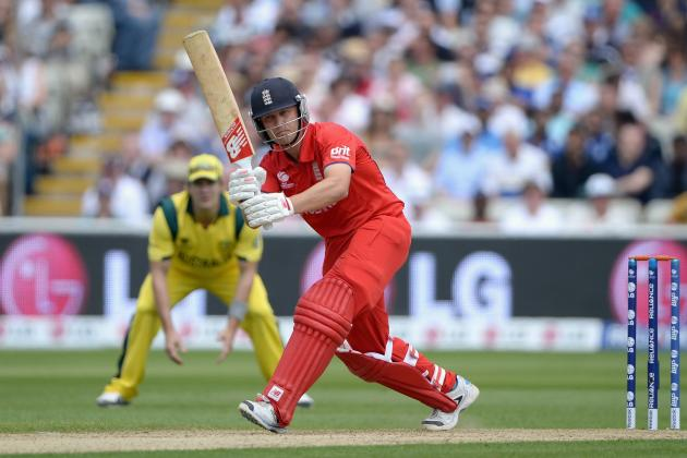 ICC Champions Trophy 2013: England vs. Australia Score, Points Table and More