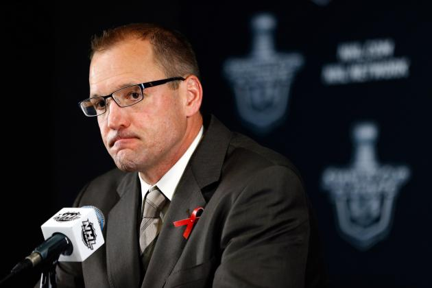 If Penguins Fire Bylsma, He'd Move to Top of Rangers' List