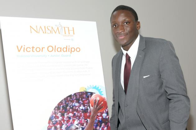Victor Oladipo, Ex-Hoosier, Wins Eddie Sutton Tustenegee Award
