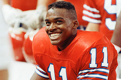 "Andre Ware Repeats Message to Johnny Manziel: ""Tone It Down"""